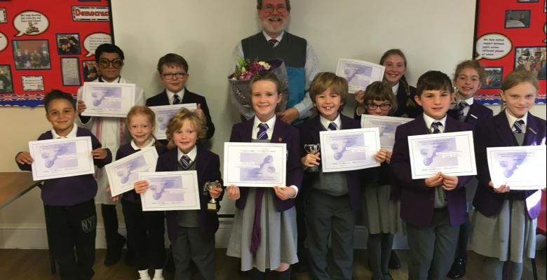 Forest Prep Speech Competition Final