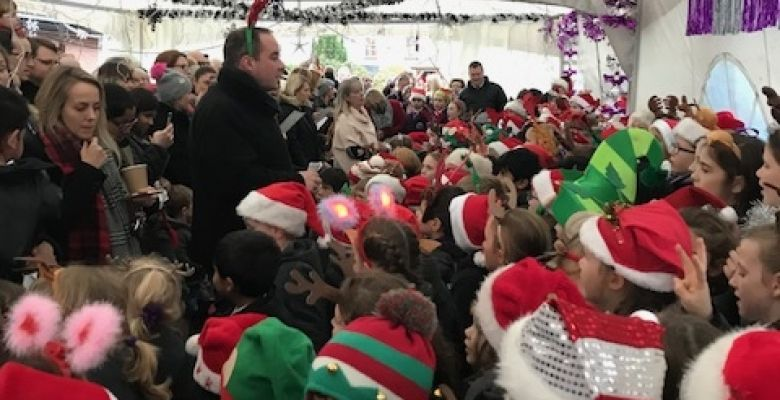 Christmas Carols in the Grounds