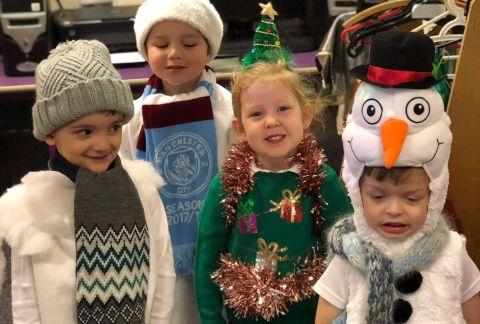 Pre-Prep Christmas Extravaganza