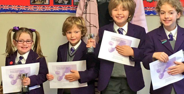 Inter School Speech Competition- The Final