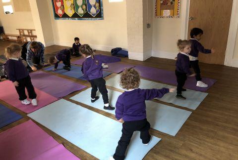 Pre-Prep do Yoga!