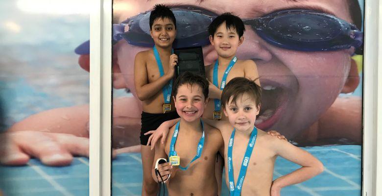 Swimming Champions!