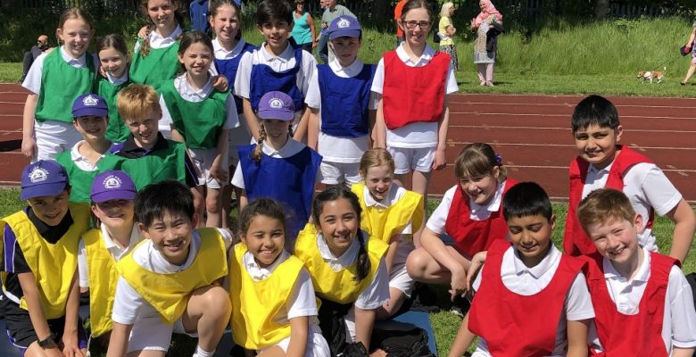 Forest Sports Day