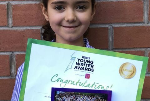 National Young Writers Awards