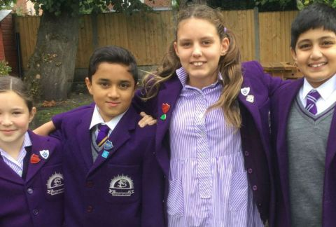 Meet Our New Year 6 Leaders