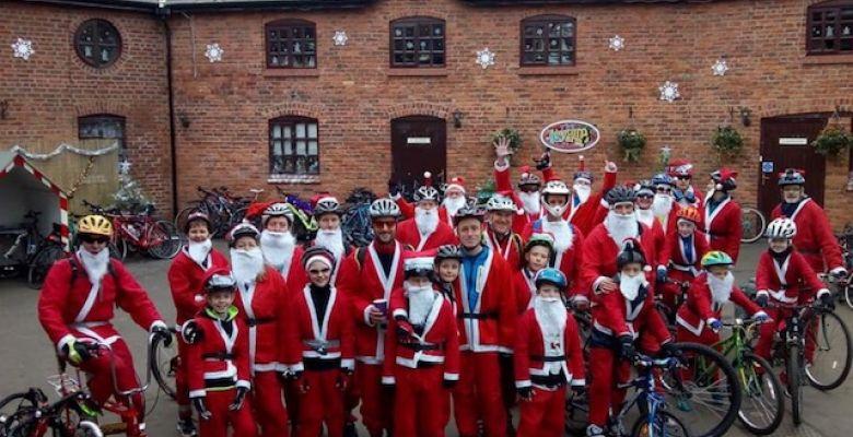 Charity Santa Dash