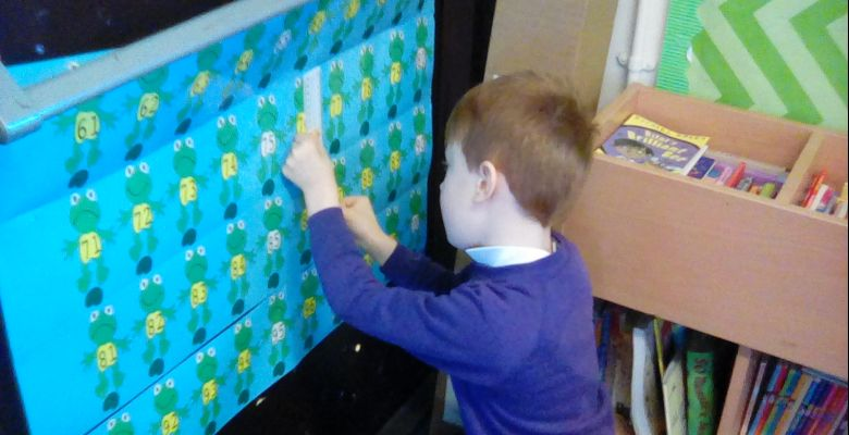 Kinaesthetic Learning in Year 2