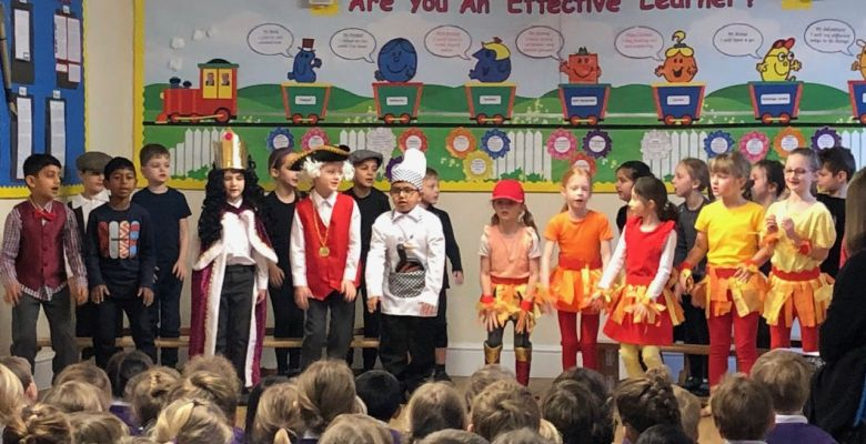 Year 2 Assembly - The Great Fire of London