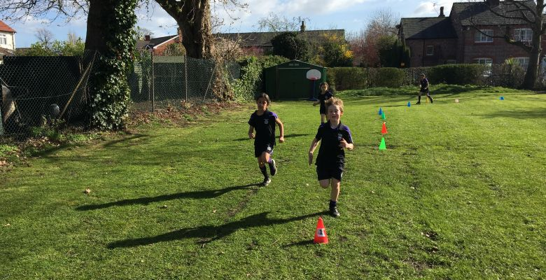 Rising to the Challenge for Charity Fun Run