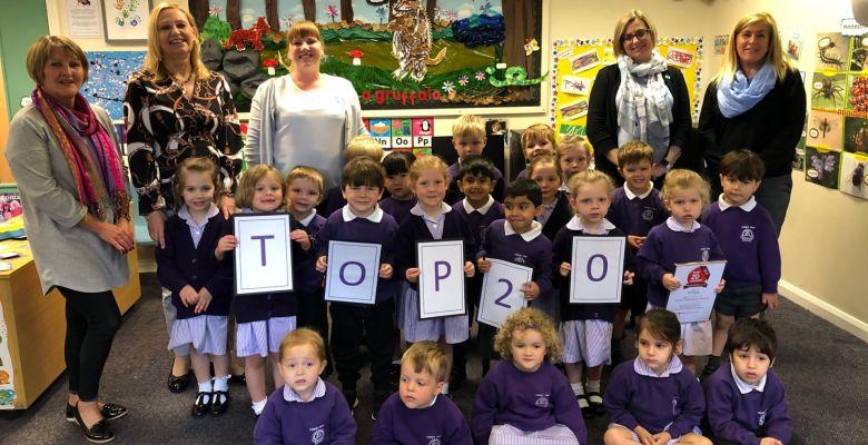 Forest Prep Celebrates Top 20 Nurseries Awards