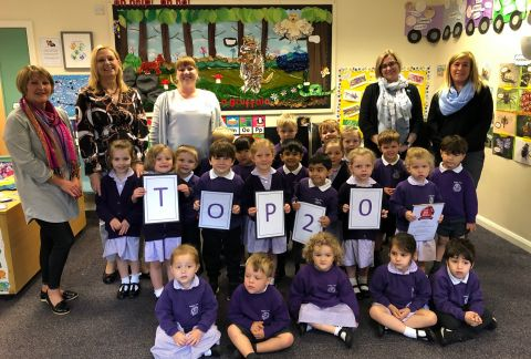 Forest Prep Celebrates Top 20 Nurseries Awards