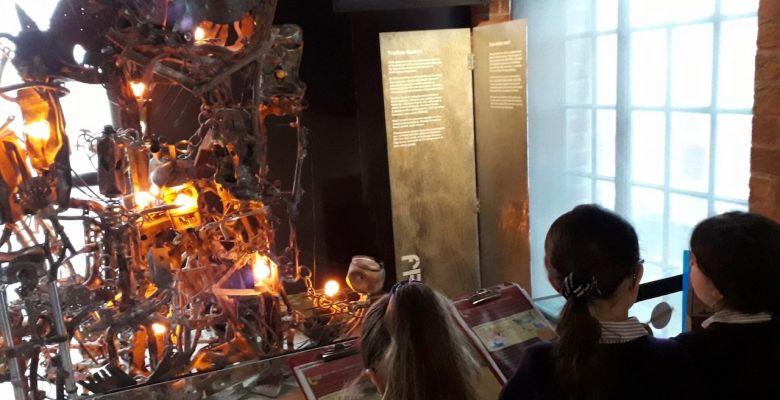 Year 4's Mesmerising Museum Trip