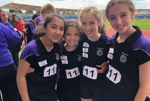 Upper School Athletics Aces