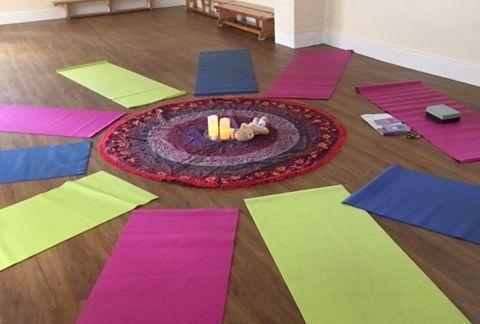 The Art of Mindfulness: New Yoga Classes