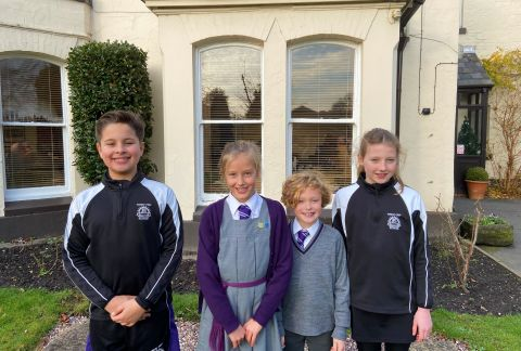 Swimming Success at National Finals