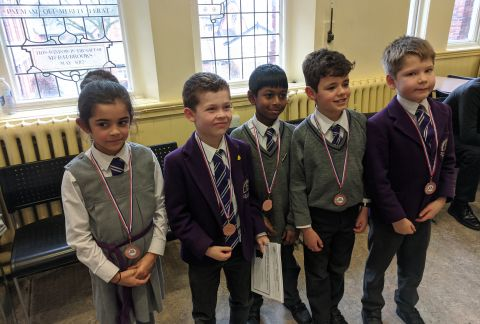 Chess Team Success in National Championships