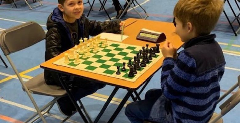 Our Chess Stars Excelling