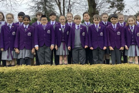 Oustanding Results for our Year 6 Children