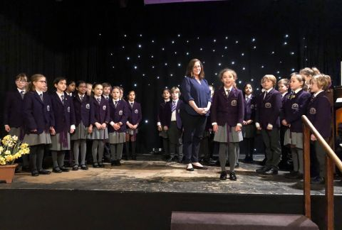 Showcasing our Beautiful Singing: Altrincham Music Festival