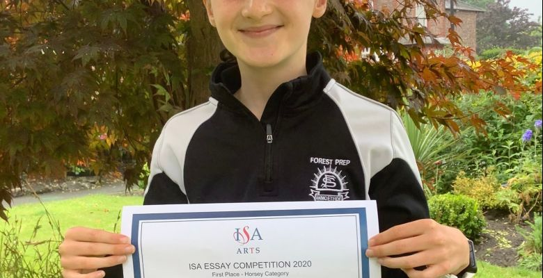 ISA Essay Competition: Our Wonderful Wordsmith Winner