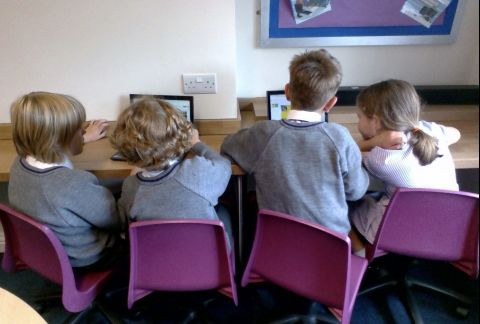 Computing with our Chromebooks