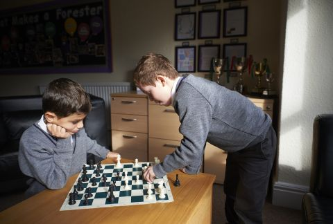 Our Thriving Chess Club