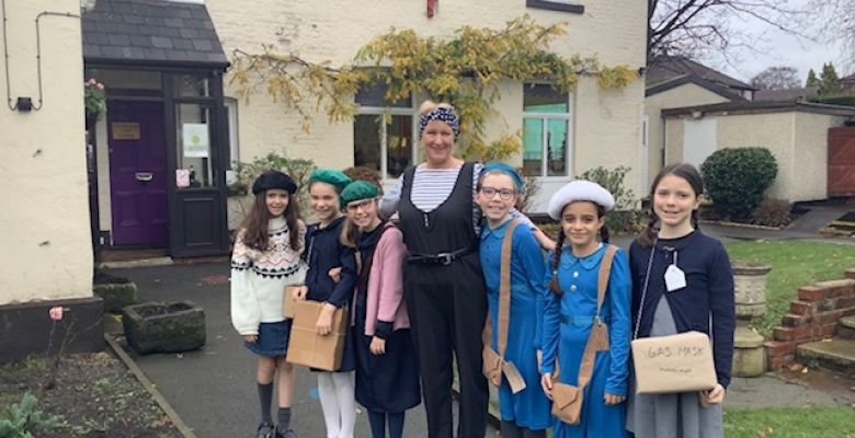 Bringing Learning to Life: Year 6 Evacuees