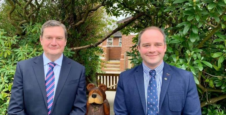 Heads to switch roles in exciting change at Forest School