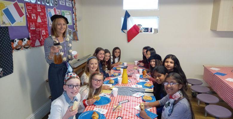 Bringing France to Timperley: Bon Appétit!