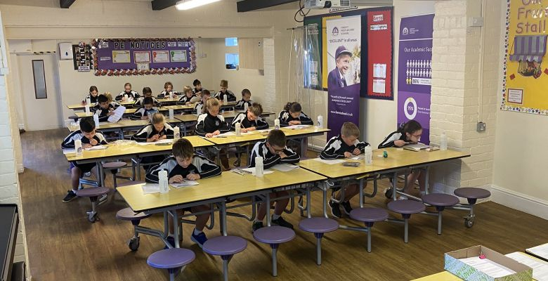 Preparation is the Key to Success: Year 5 Mock Exam