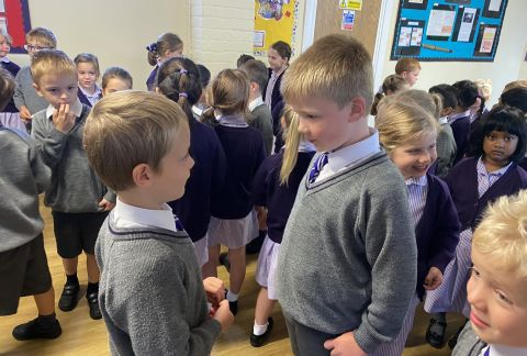 Embedding our Values: Relationships and PSHE